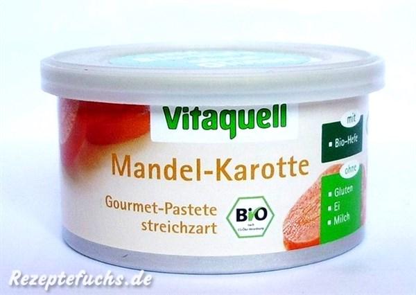 Rezeptefuchs Album Vitaquell Mandel Karotte Gourmet Pastete 1