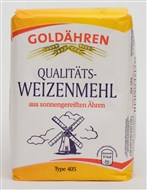 Goldähren Weizenmehl Tpy 405