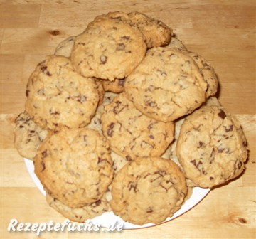 Peanutbutter-Chocolatechip-Cookies