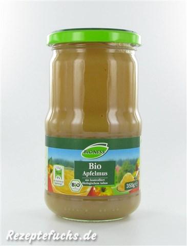 zum Produkt Bio-Apfelmus